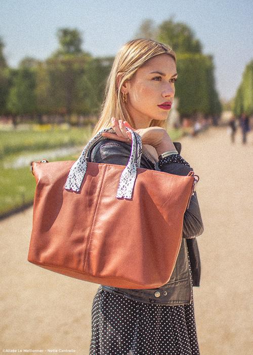 modele-particulier-cuir-chiara-shopper-©Alizée Le Mellionnec - Netie Cantrelle