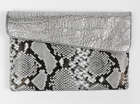 Pochette en cuir personnalisable – Noa Modèle Particulier