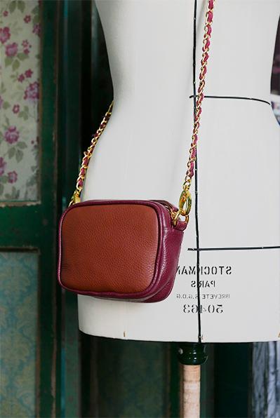 Petit sac porté épaule personnalisable Ella Modèle Particulier