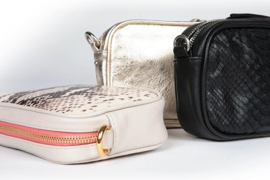 Petit sac en cuir personnalisable – Ella