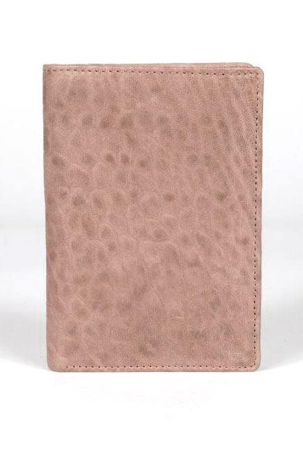 Portefeuille Grand en cuir personnalisable – Elliot
