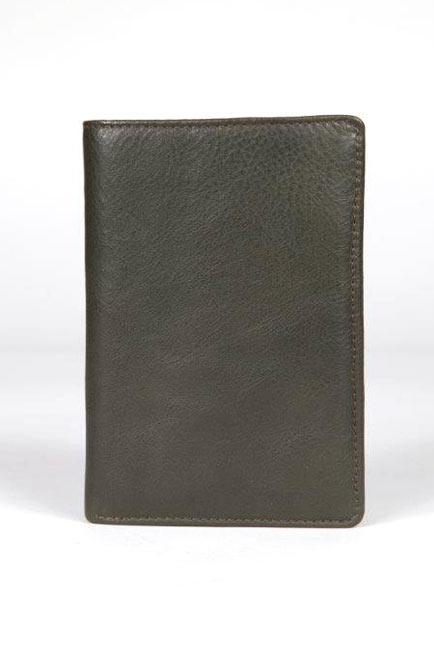 Portefeuille Grand en cuir personnalisable – Elliott