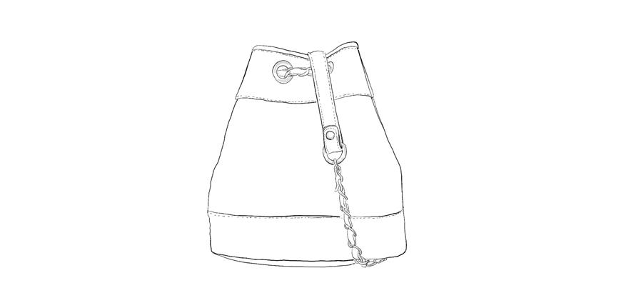 minaudiere-cuir-personnalisable-illustration-lola
