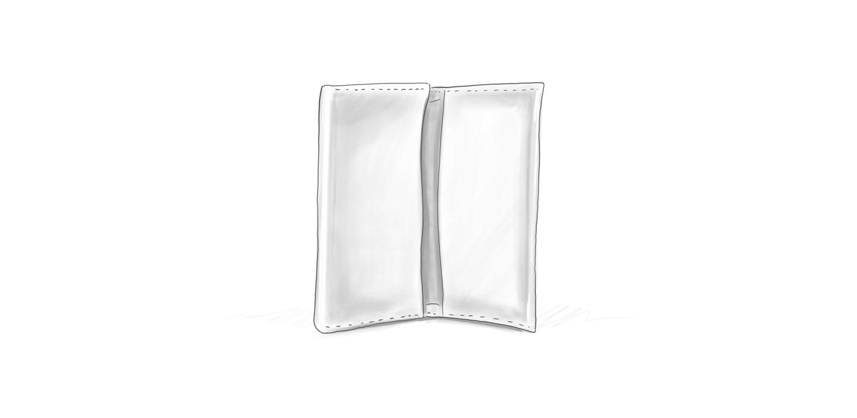 Porte Carte en cuir personnalisable Modèle Particulier