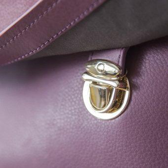 sac cuir femme personnalisé