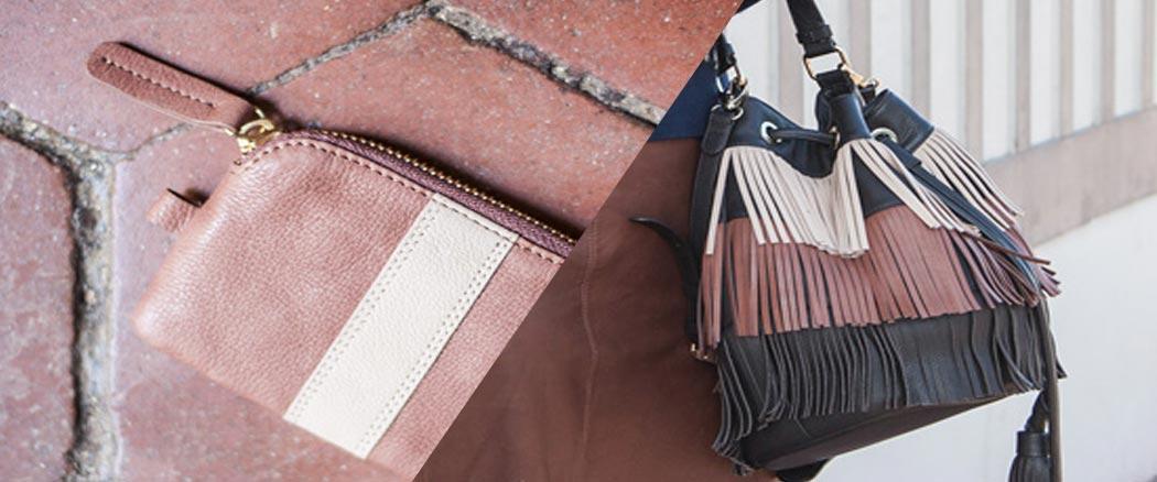 77d670c473 Lexique de maroquinerie selon Modèle Particulier, sac en cuir personnalisé