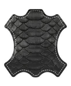 Modele-particulier-sac-porte-epaule-cuir-personnalisable-ava-_0025_icone-python-veritable-noir-mat