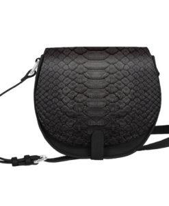Modele-particulier-sac-porte-epaule-cuir-personnalisable-ava-_0026_cuir-graine-noir-python-veritable-noir-mat