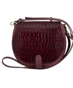 Modele-particulier-sac-porte-epaule-cuir-personnalisable-ava-_0030_croco-aubergine-velours-rose-the-cuir-graine-lilas