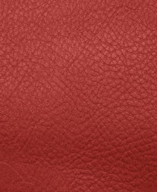 Echantillon cuir grainé rouille pour sac personnalisable Modèle Particulier