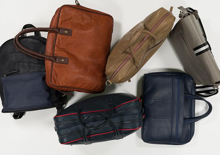 Tous les modèles de sacs homme à personnaliser