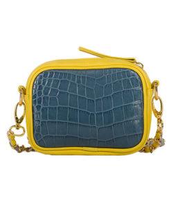 Modele-particulier-petit-sac-porte-epaule-cuir-personnalisable-Ella-_0015_cuir-graine-jaune-crocodile-bleu