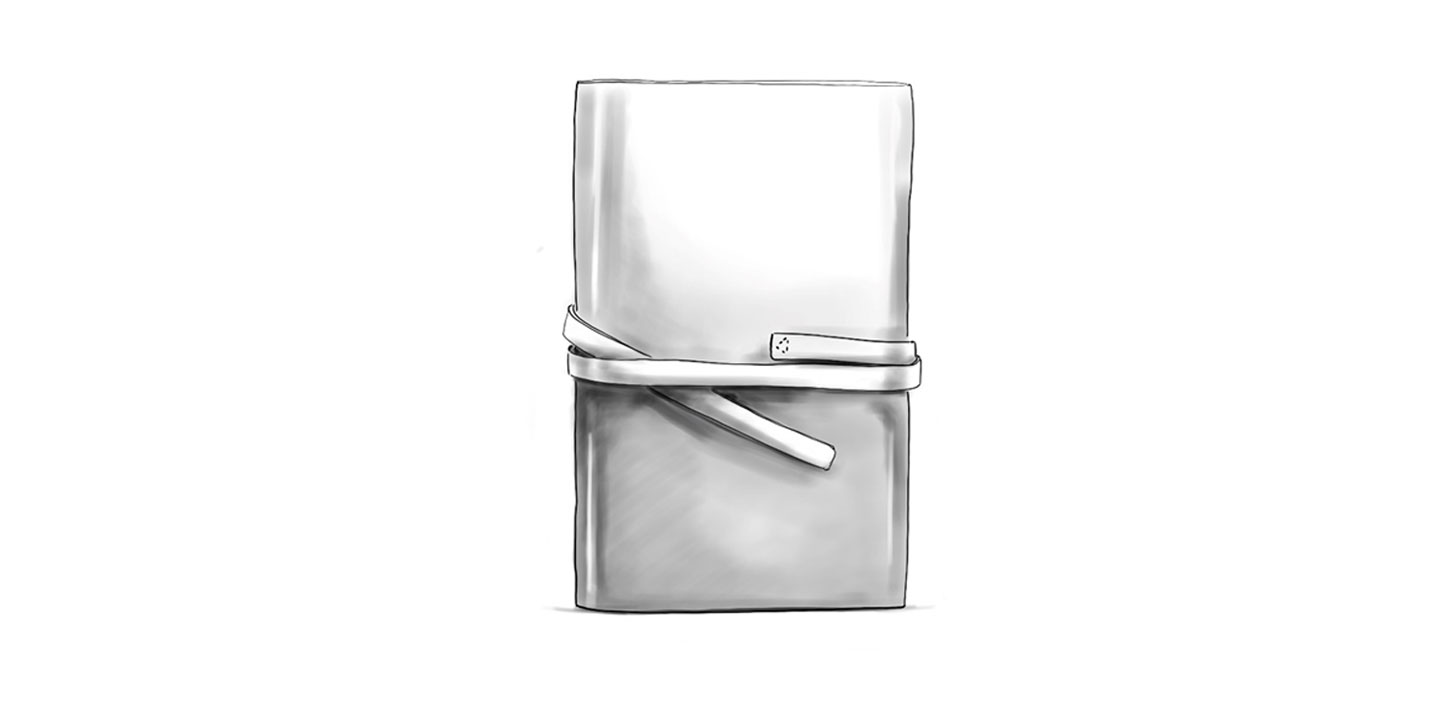 porte document cuir personnalisable olympe