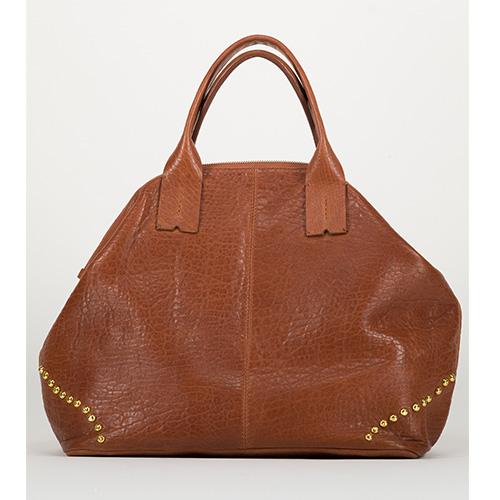 Shopper Chiara Mesure Sac Sur Personnalisable Cuir Crispé Fait Souple mwn0ONv8