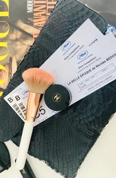Maquillage et places soirée Cannes Festival Modèle Particulier