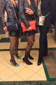 Femmes sacs Noa et Chloé Cannes festival Modèle Particulier